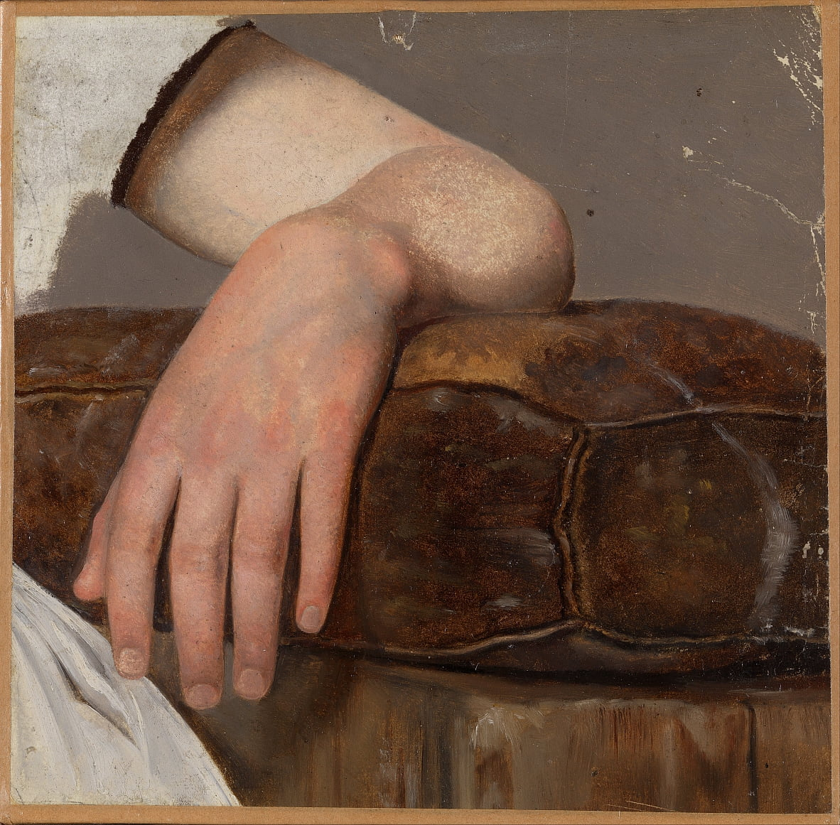 A Womans Arm von Adolph Tidemand