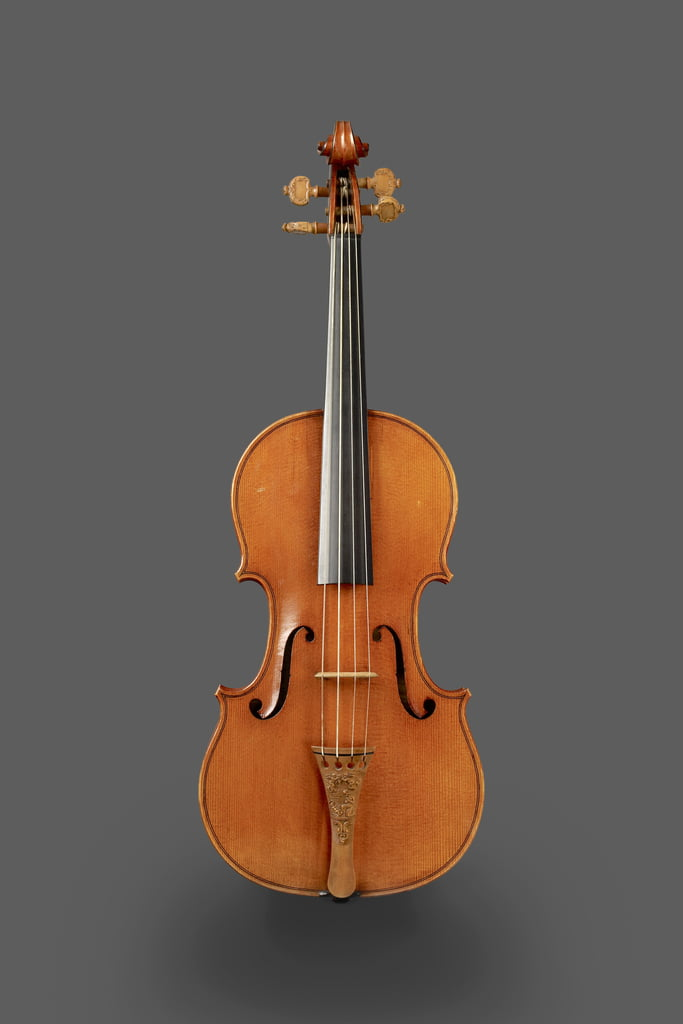 Violine Der Messias (Messias), 1716 (Holz) von Antonio Stradivari