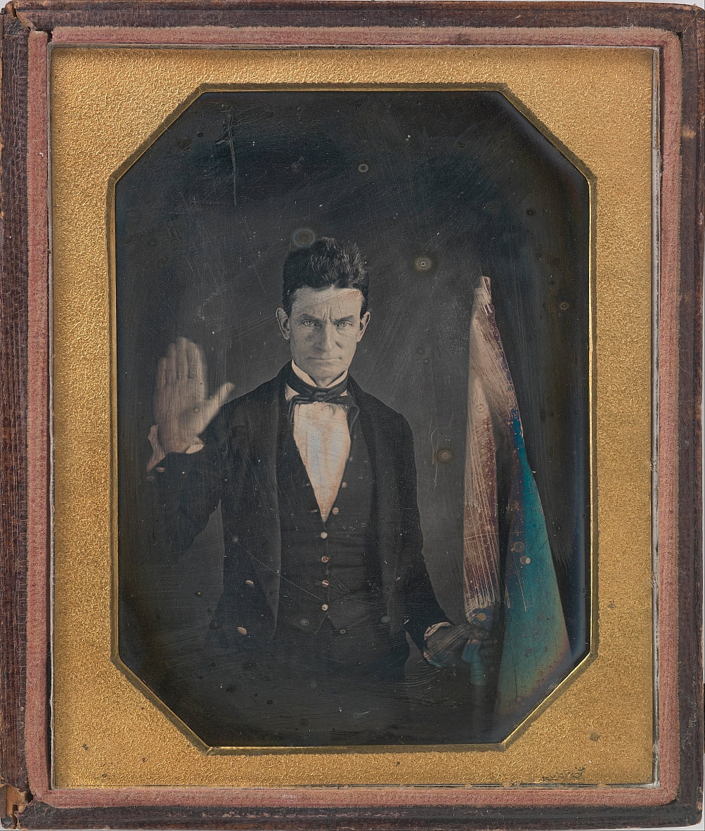 John Brown von Augustus Washington