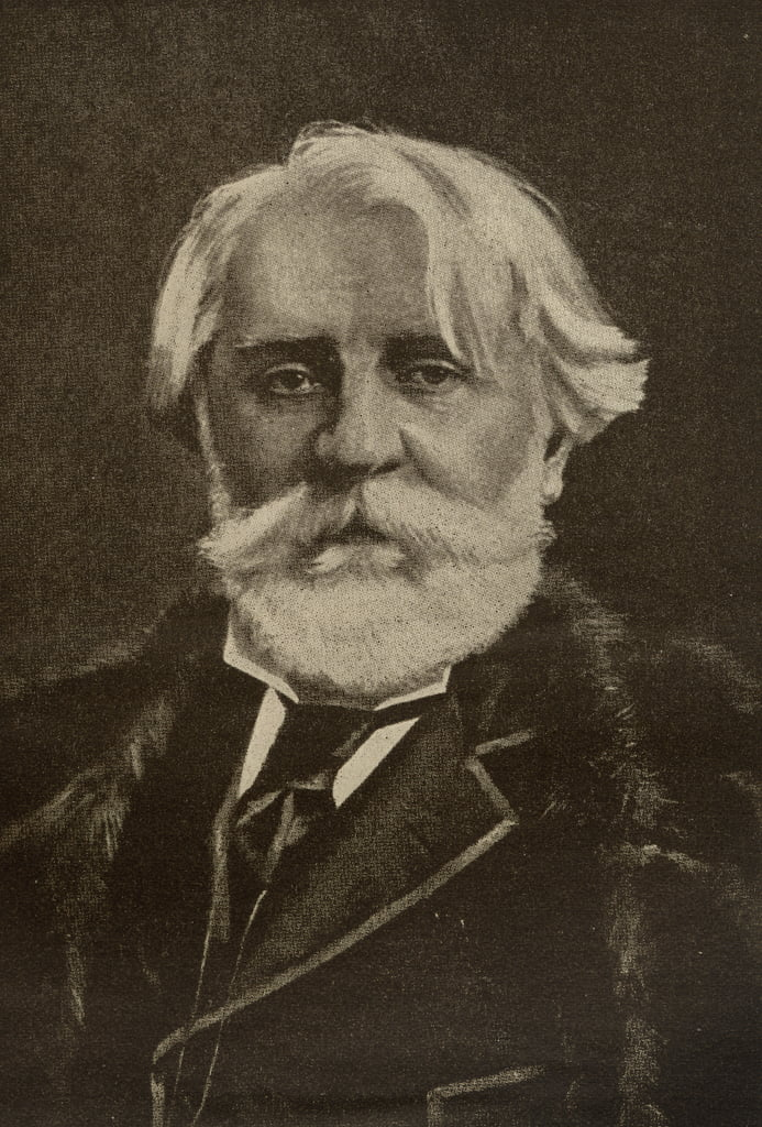 Ivan Sergeyevich Turgenev (1818-1883) von English School