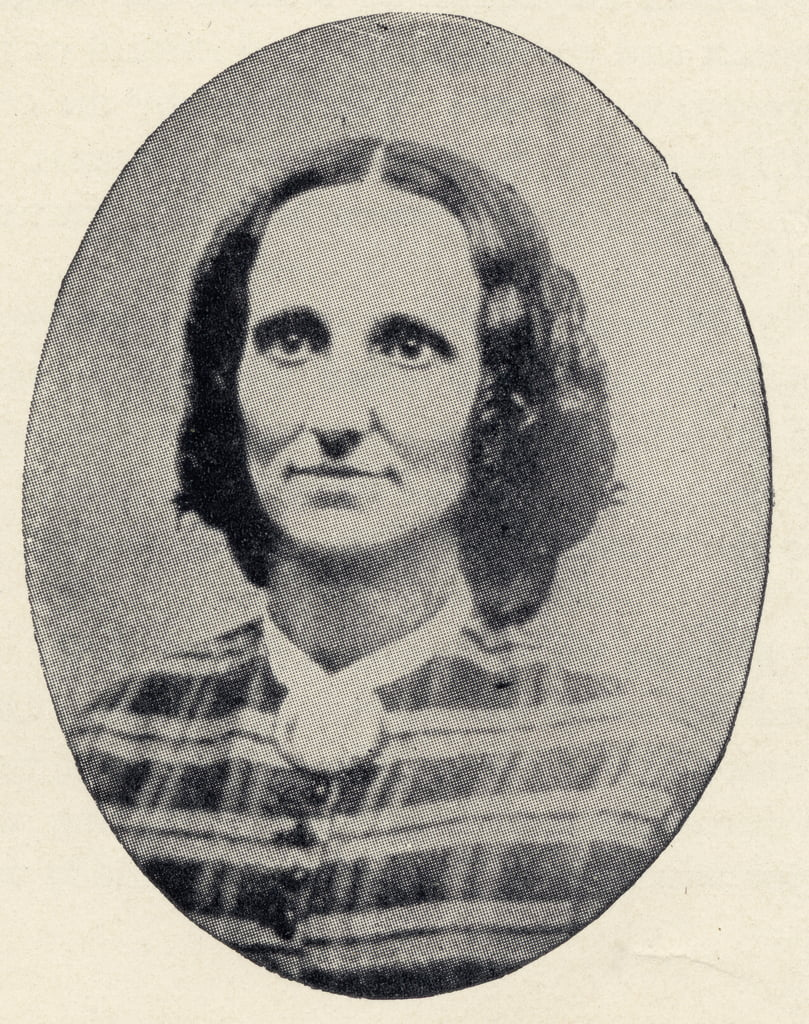 Mary Baker Eddy Patterson Glover (1821-1910) von English School