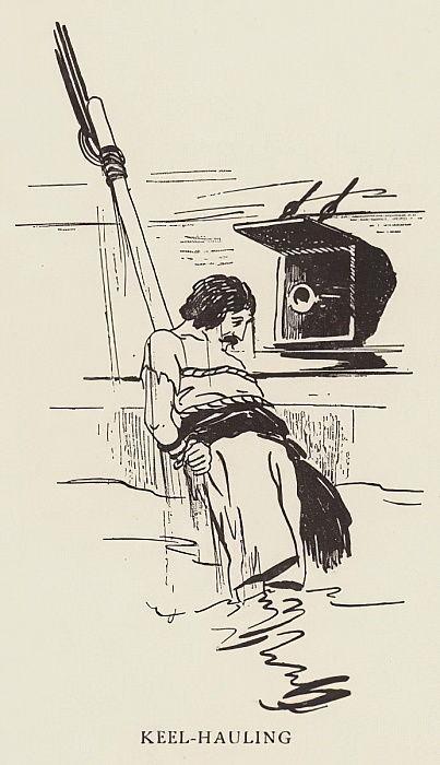 Keel Schleppen von George Alfred Williams (#399124)