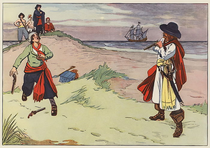 Wer soll Kapitän sein von George Alfred Williams (#399132)