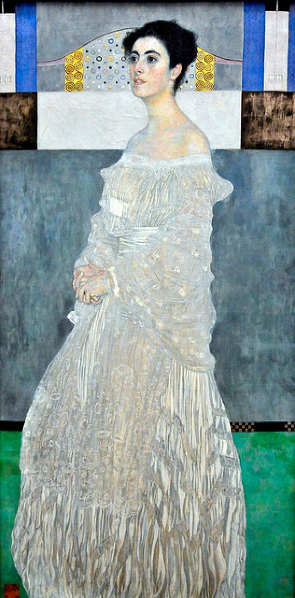 Margarethe Stonborough-Wittgenstein von Gustav Klimt