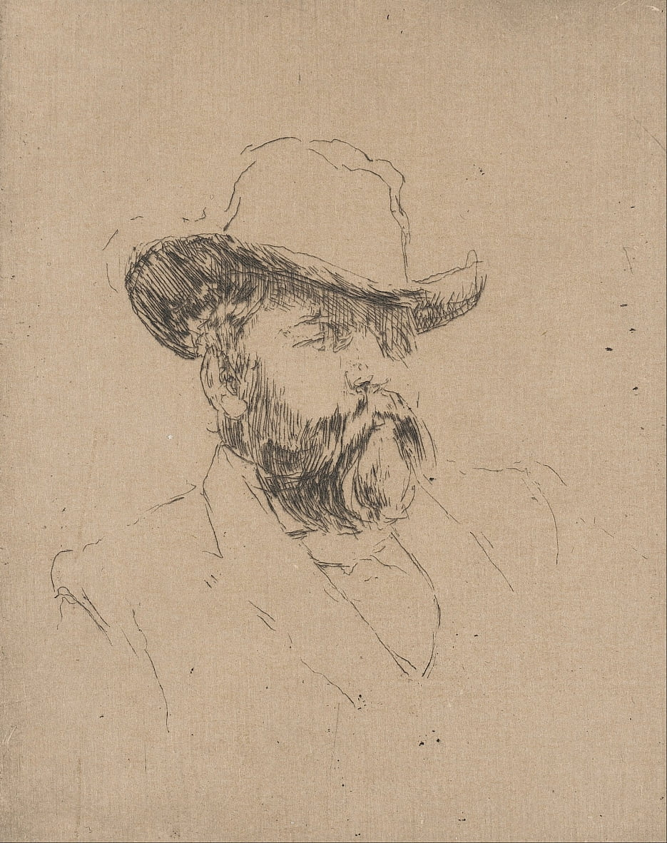 Robert Barr von James Abbott McNeill Whistler