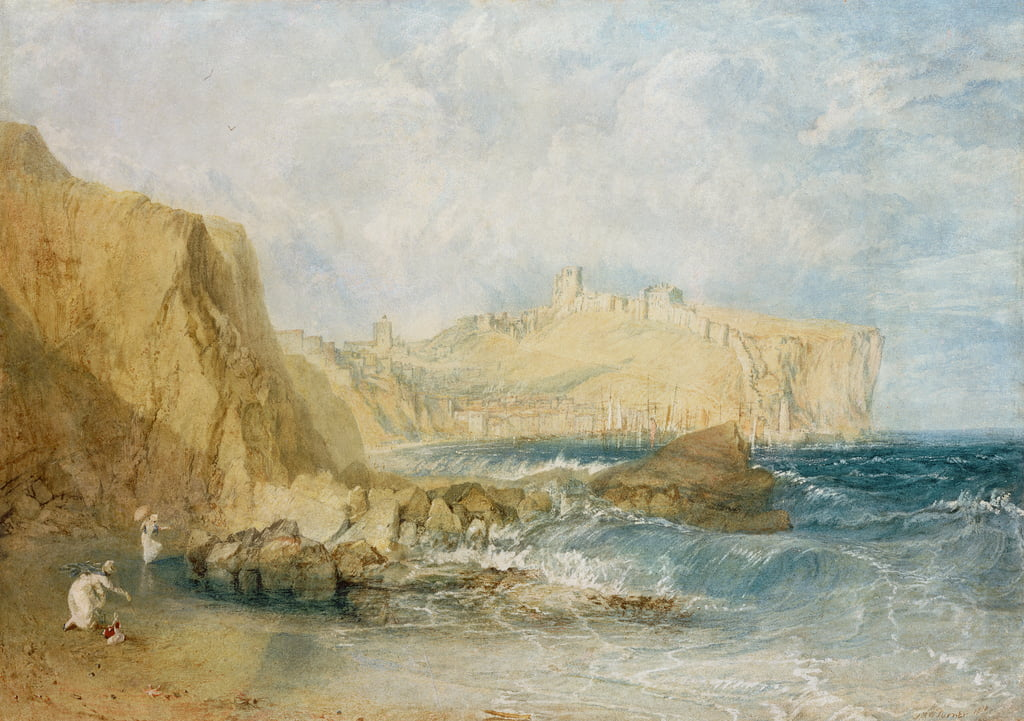 Scarborough von Joseph Mallord William Turner