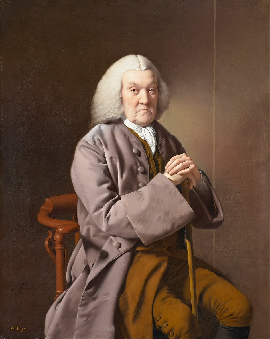 Richard Gildart von Joseph Wright of Derby