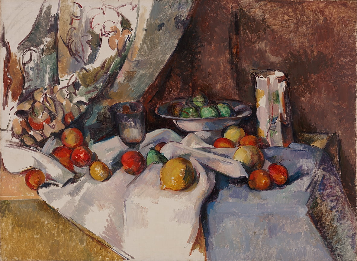 Nature morte von Paul Cézanne