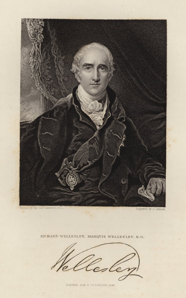 Marquis Wellesley von Thomas Lawrence