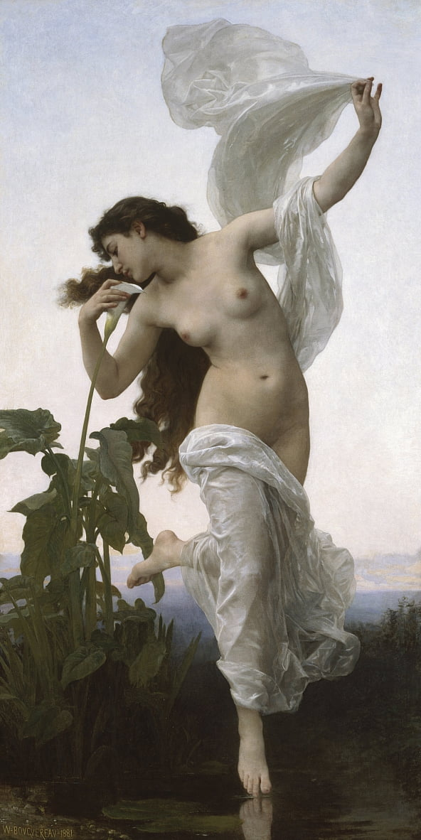 William-Adolphe Bouguereau von William Adolphe Bouguereau