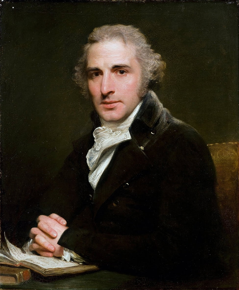 John Philip Kemble von William Beechey