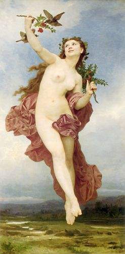 Tag von William Adolphe Bouguereau