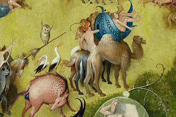 Der Garten Der Luste Von Hieronymus Bosch 22840